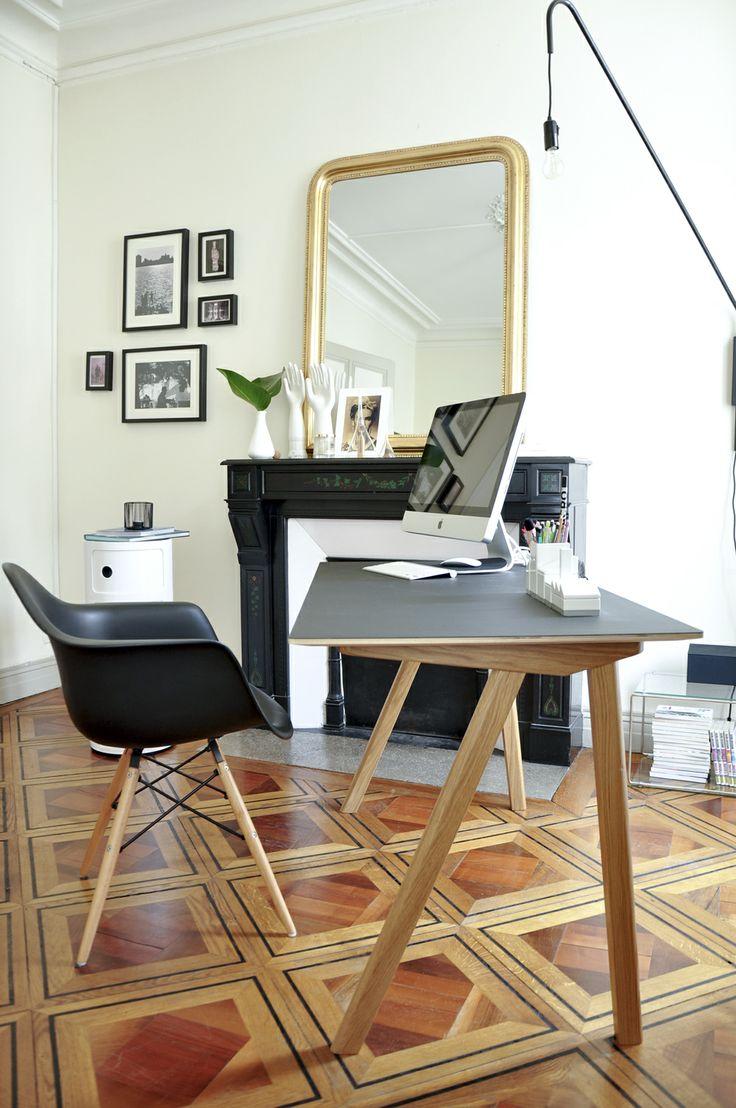 17 best images about copenhague desk on pinterest furniture corks and design shop. Black Bedroom Furniture Sets. Home Design Ideas
