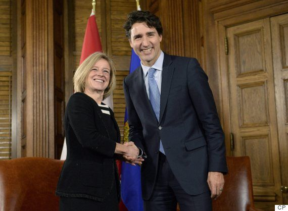 Rachel Notley Will Head To B.C. To Sell Pipeline Plan