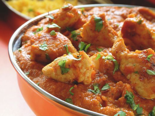 Indian Style Spicy Tomato Fish Curry Recipe