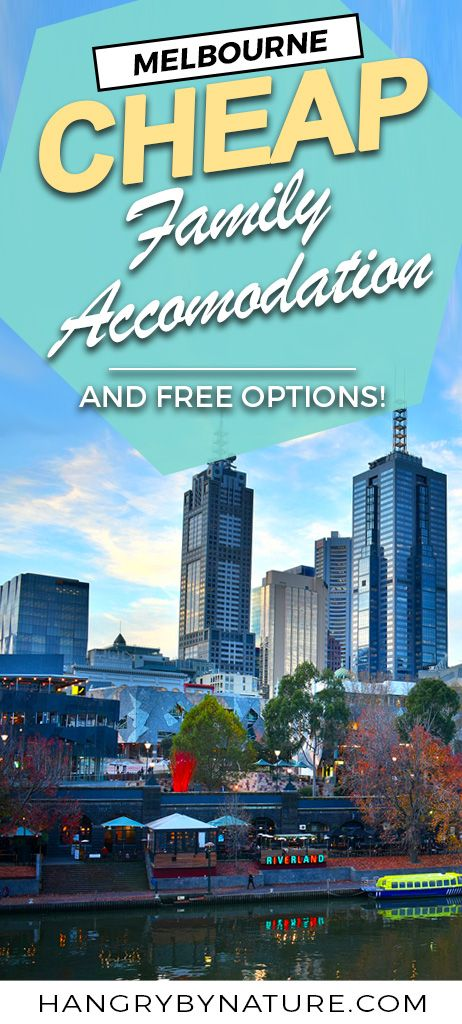 Cheap Family Accommodation in Melbourne #melbourne #australia
