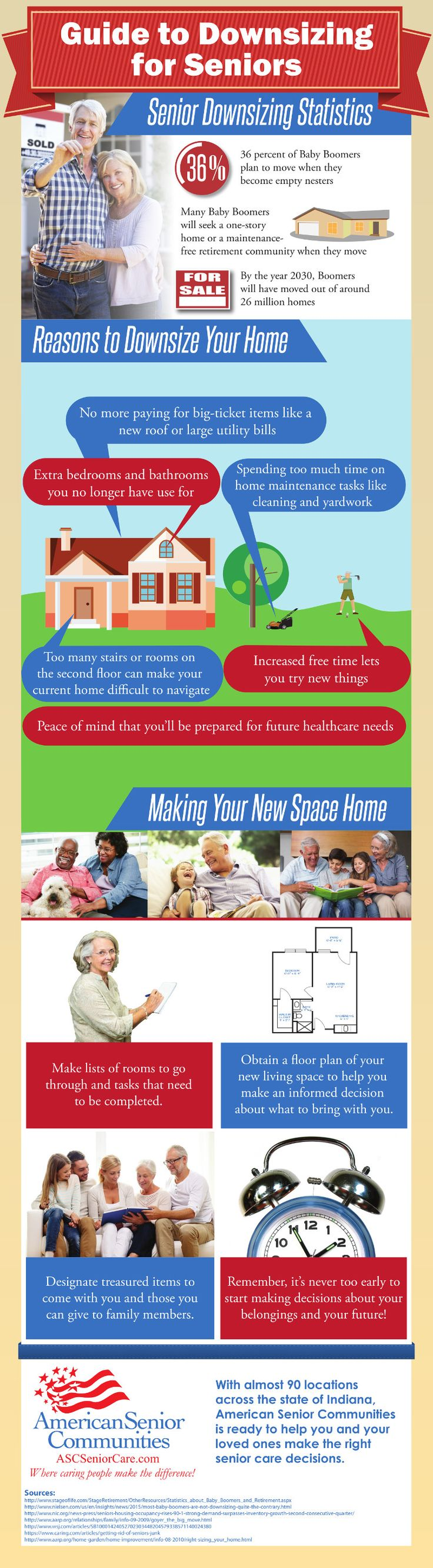 downsizing tips for seniors infographic infographics downsizing tips tips small condo. Black Bedroom Furniture Sets. Home Design Ideas