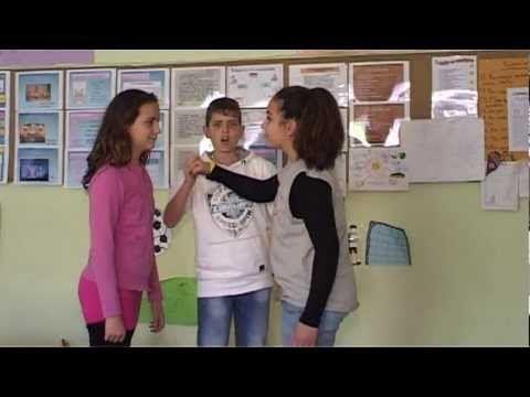 Ενδοσχολική Βία- Δημοτικό Σχολείο Πευκοχωρίου (2013)