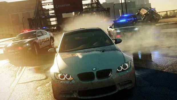 Electronic Arts confirma Need for Speed: Most Wanted e Dead Space 3 com imagens