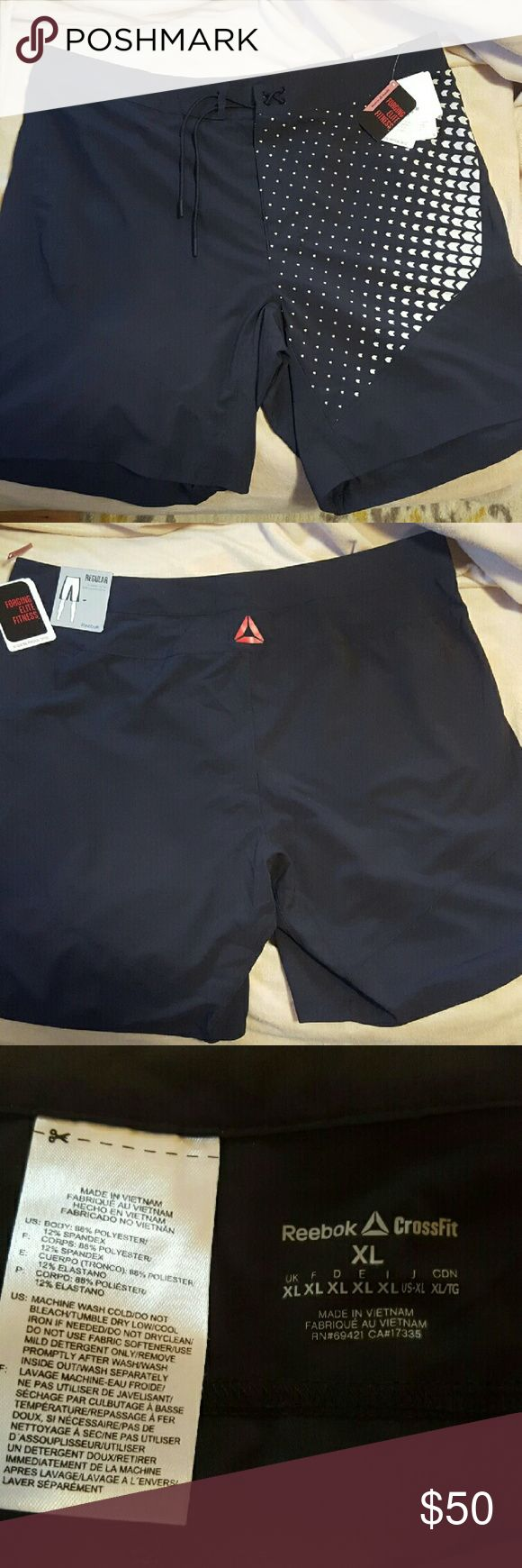 Reebok Crossfit Shorts - Mens XL Brand new, never worn, mens XL Reebok Crossfit shorts Reebok Shorts Athletic