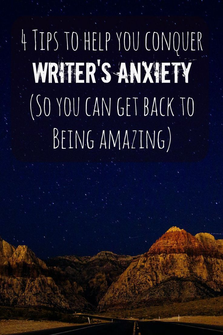 Beat Writer s Block  Instant Cure for Busting Through Writer s Block   Overcoming  Anxiety