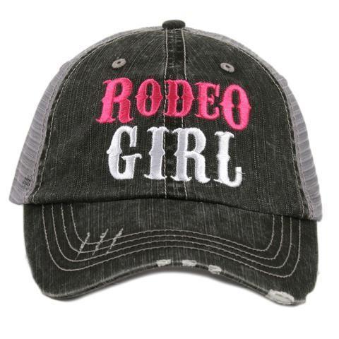 Katydid Rodeo Girl Trucker Hat