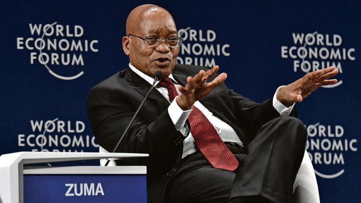 We have 'connected the dots' against Zuma - OUTA.  President Jacob Zuma. (GCIS)