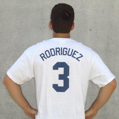 Benny The Jet Rodriguez Jersey T-Shirt Sandlot by MyPartyShirt  4b275e1ab