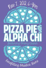 Perfect for our US pizza philanthropy event!!