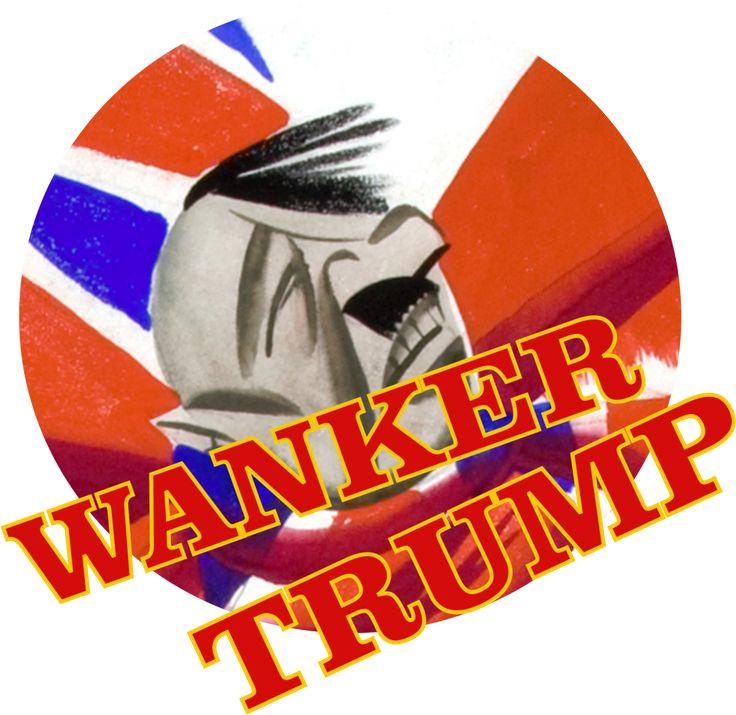 POTUS & Trump is German for Spineless Arsch Ficken
