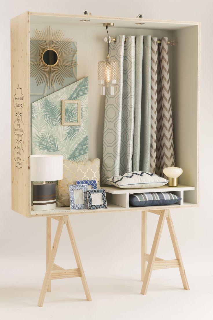 17 meilleures images propos de tendance riviera sur pinterest vintage design et ps. Black Bedroom Furniture Sets. Home Design Ideas