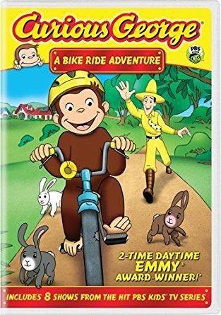 Frank Welker & Jeff Bennett - Curious George: A Bike Ride Adventure