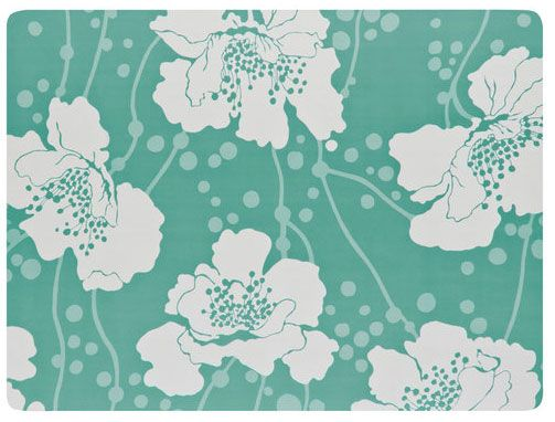 Spotted Floral Placemats
