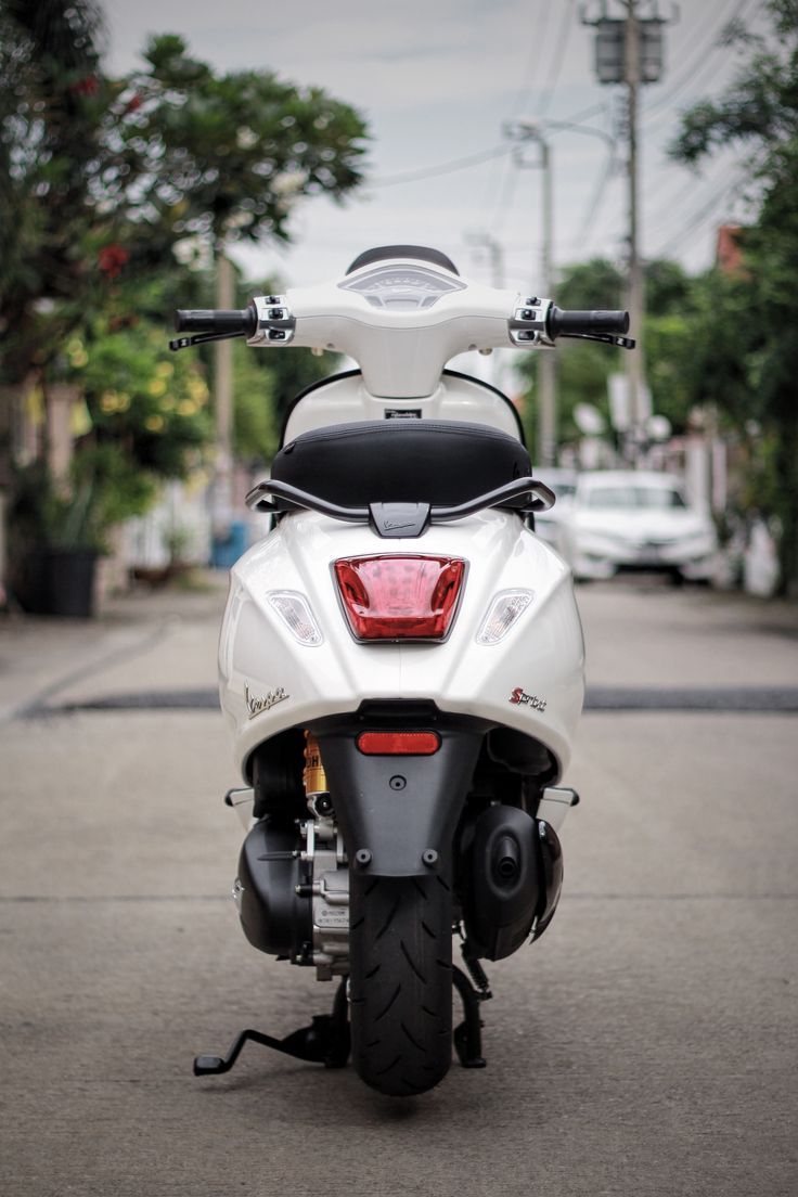 New vespa sprint 150 abs