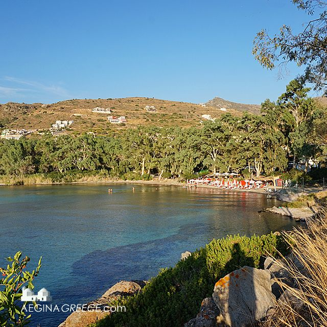 Aeginitissa beach - Aeginitissa