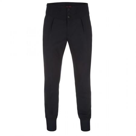 Paul Smith Men's Trousers - Navy Wool-Blend Cuffed Trousers