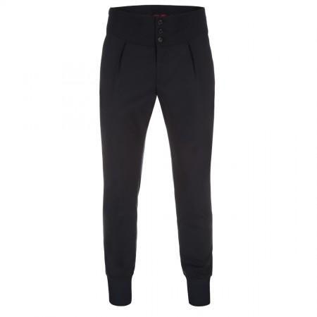Paul Smith Men's Trousers - Navy Wool-Blend Cuffed Trousers