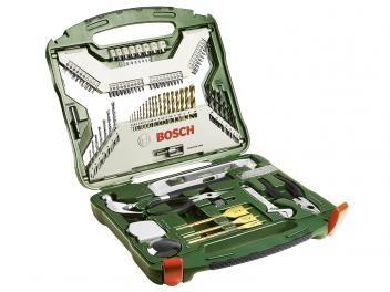 Jogo de Ferramentas 102 Peças - Bosch X-Line Titânio