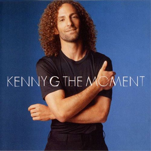 Kenny G The Moment - cassette