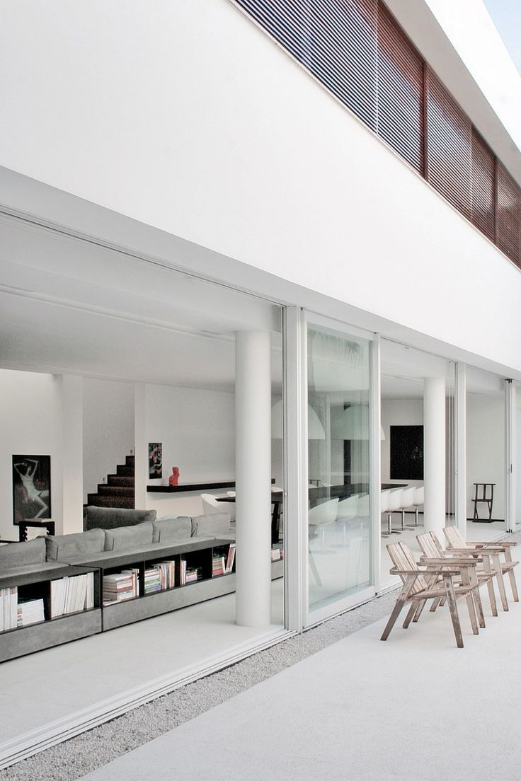 Attractive AS House Design By Guilherme Torres   Architecture U0026 Interior Design Ideas  And Online Archives