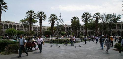 Arequipa (Peru) - the White City