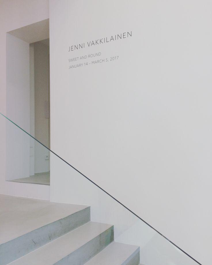 Jenni VakkilainenMaaherran makasiinissa. #ContemporaryArt