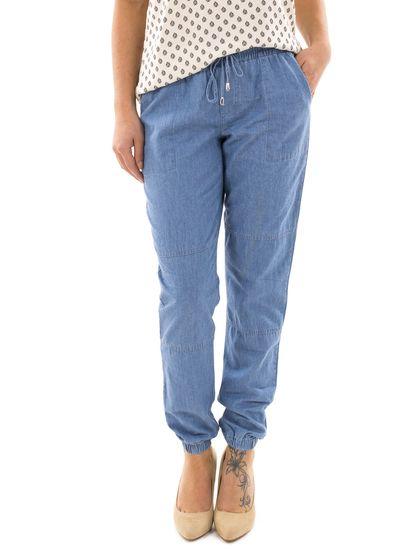 Pantalon harlem de denim - Mode Choc | Le grand magasin de la mode
