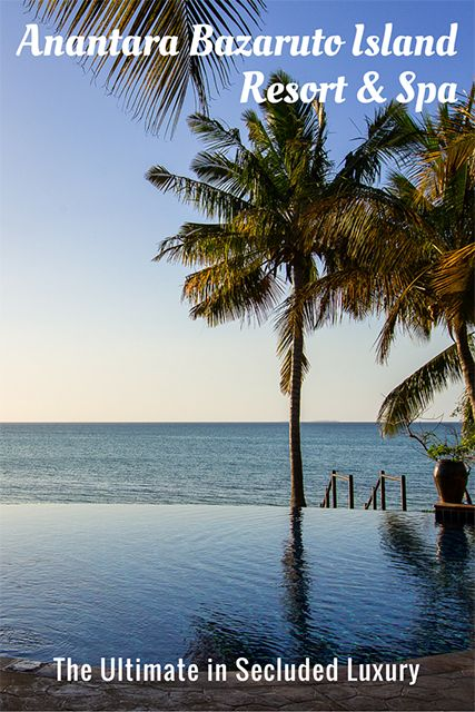 A secluded, luxury getaway, Anantara Bazaruto Island Resort & Spa delivers African dreams on the Indian Ocean in Mozambique.