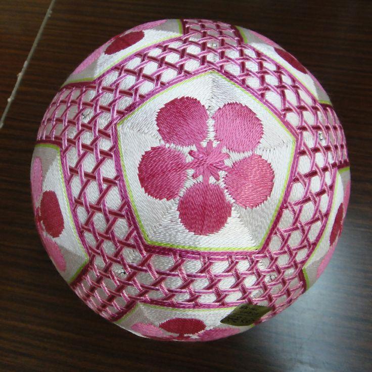 Japanese Temari: Meeting kindred sisters in Kanazawa - was it a dream?