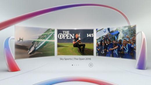 Sky VR: i primi passi di Sky verso la realtà virtuale