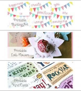 45 Free Kids Holiday Printable {Paper Crafts} #printable #craft #diy #paper