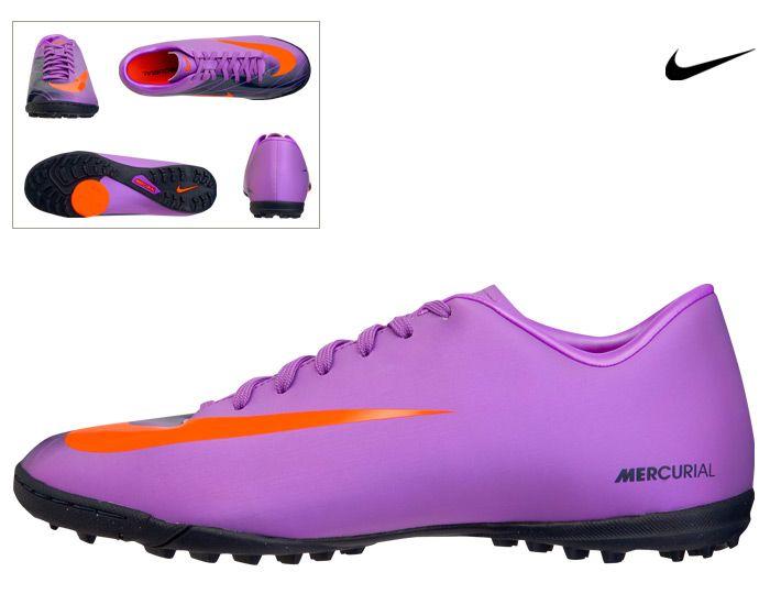 Nike Mercurial Sock Boots Astro Turf in
