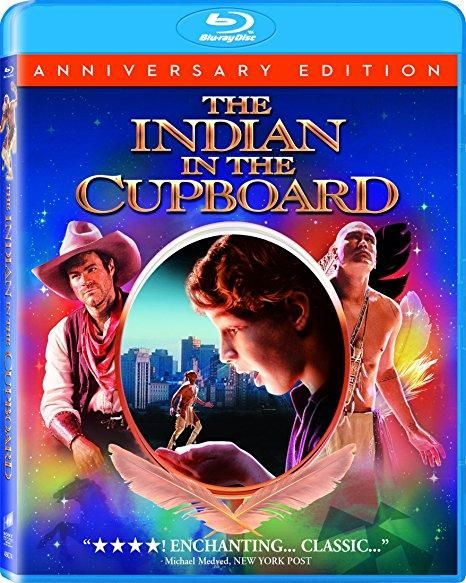 Rishi Bhat & Lindsay Crouse & Frank Oz-The Indian in the Cupboard