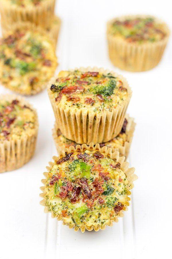 Het is weer tijd voor hartige heerlijkheid verstopt in een muffin. Dit bijgerecht is kids-proof:verstop de groenten in een 'gebakje'en opeens eten ze het wel. Handig toch?Dit recept van Spiced is genoeg...