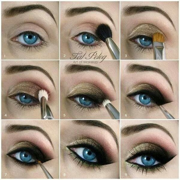 Sublime maquillage... ...