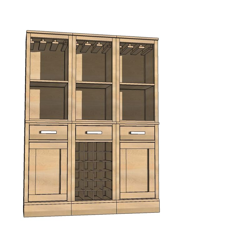 Cabinet Plans Free: Corner Display Cabinet Plans Free