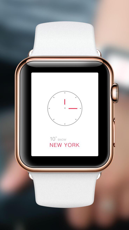 Iphone 6   elegant clock   settings copy