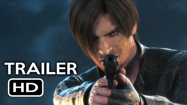 Resident Evil: Vendetta Official Trailer #1 (2017) Animated Movie HD https://www.youtube.com/watch?v=DWgicQeAXwY