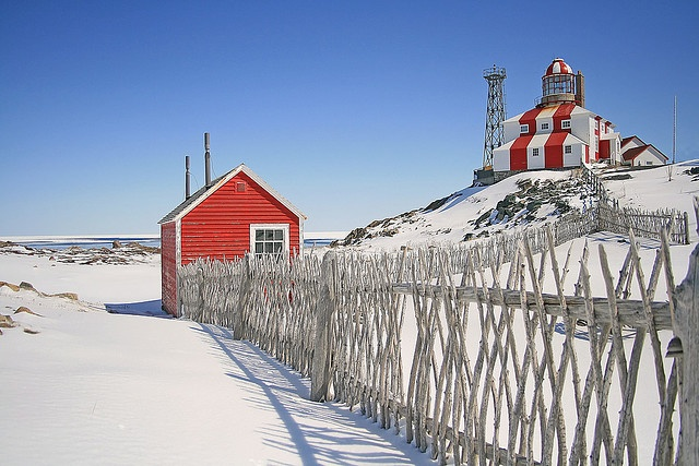 Bonavista, Newfoundland (my hometown) - the historic Bonavista Lighthouse