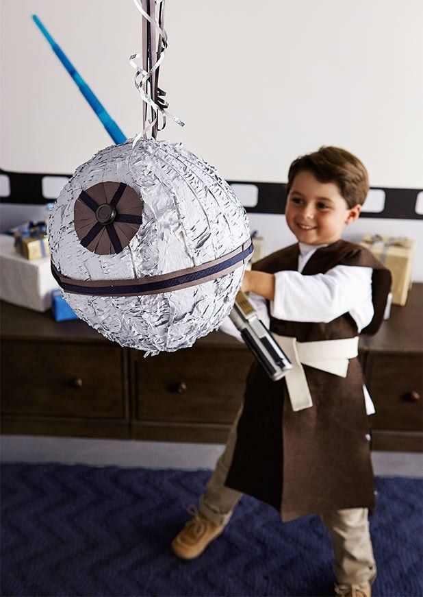 DIY Birthday Star Wars  Tous les tips pour une fête Star Wars by Moma