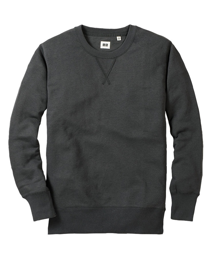 MEN SWEAT LONG SLEEVE SHIRT