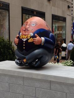 humpty dumpty faberge egg   Humpty Dumpty by artist Joanna Moore Fabergé Big Easter Egg Hunt in ...