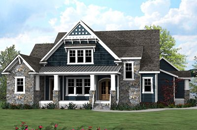 Plan 500009VV: Spacious Northwest House Plan with Playroom for Kids