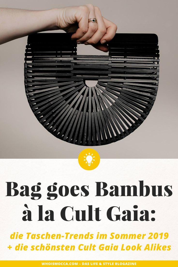 Bag goes Bambus à la Cult Gaia: Das sind die Taschen-Trends im Sommer 2019! – Who is Mocca? – Fashion Trends, Outfits, Interior Inspiration, Beauty Tipps und Karriere Guides