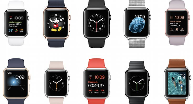 Apple Recruiting Specialized Engineer to Focus on Apple Watch Clock Faces