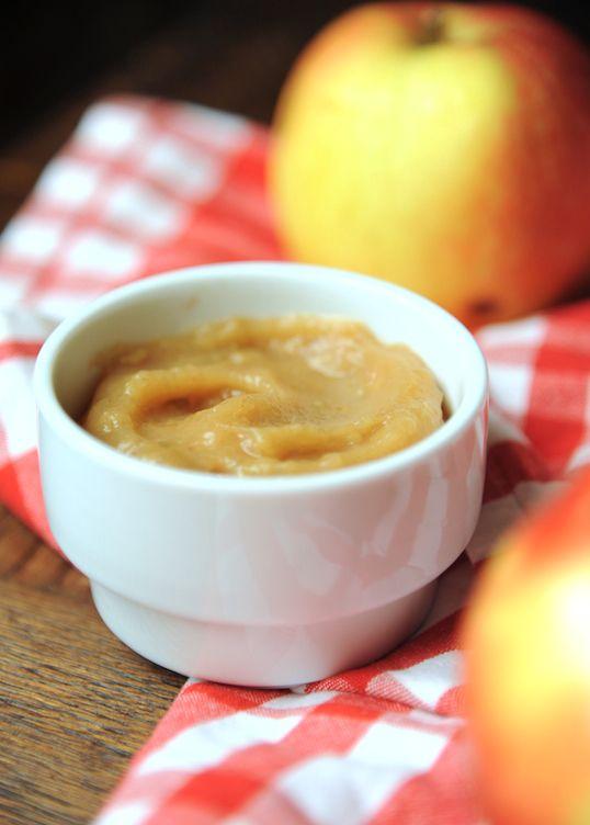 burczymiwbrzuchu: Kalendarz adwentowy #1: Masełko jabłkowo-cynamonow...