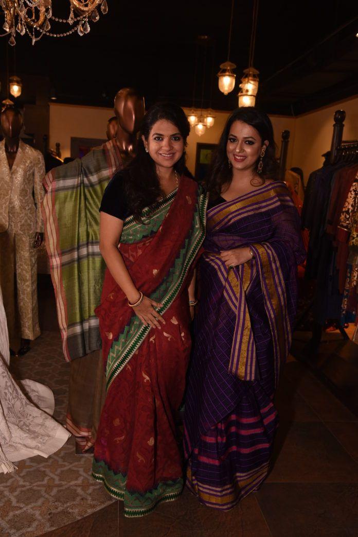 Jhelum Fashion Hous & Shaina NC