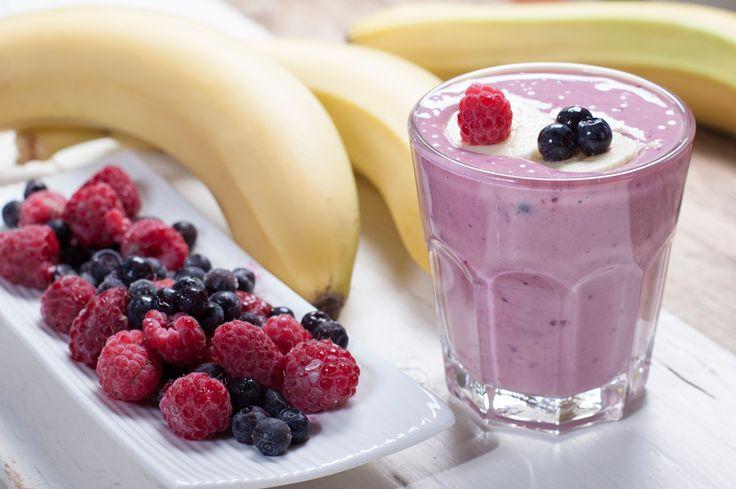 Рецепт фруктовых смузи