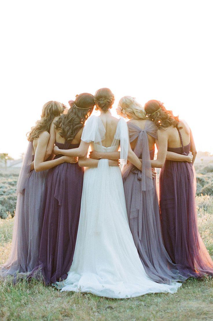 Pes 25 nejlepch npad na tma bridesmaid dresses singapore na rustic lavender bridesmaid dresses by jenny yoo ombrellifo Gallery