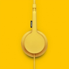 Urbanears Tanto Headphones in Mustard